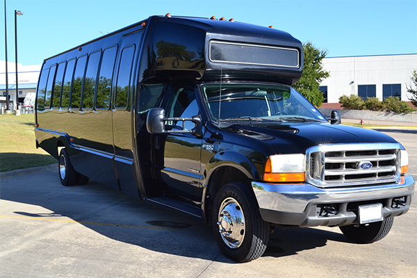 15 Person Party Bus Plano