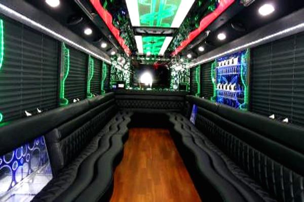 20 Person Party Bus 1 Plano