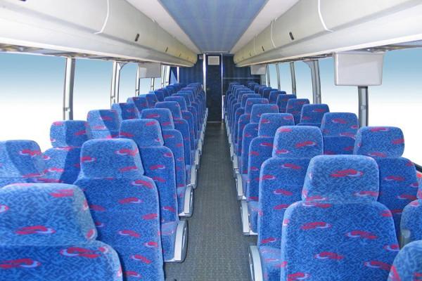 50 Person Charter Bus Rental Plano