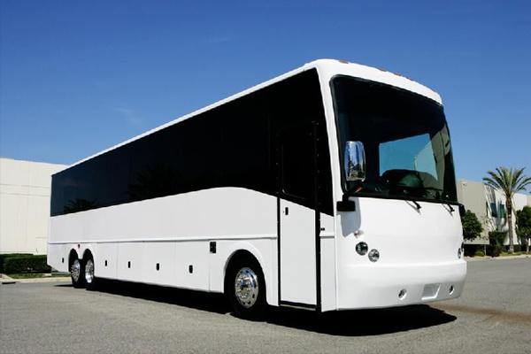 50 Person Charter Bus Service Plano