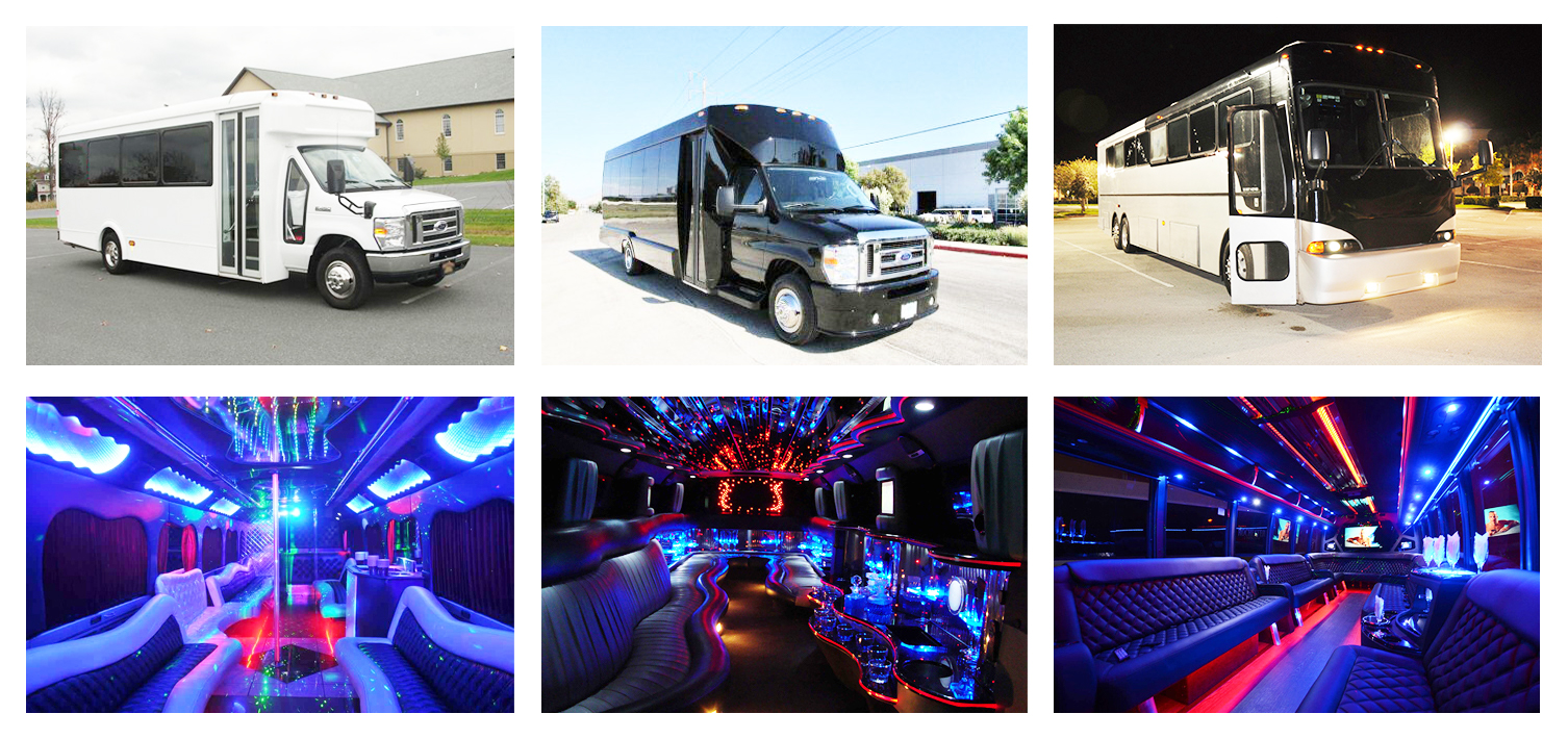 Party Bus Plano