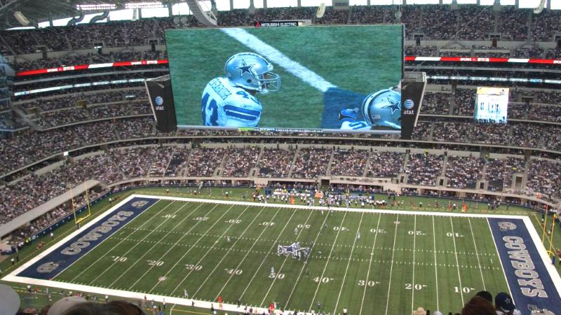 Party Bus Service Plano Dallas Cowboys Stadium