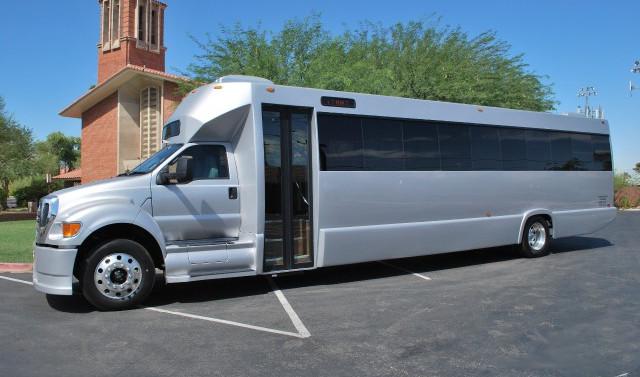 Plano 40 Person Shuttle Bus