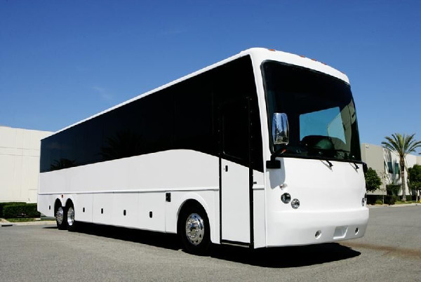 Plano 50 Passenger Charter Bus